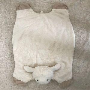 Pottery Barn Lamb Plush Play Mat